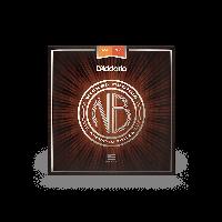 Струни для акустичної гітари d'addario NB1047 NICKEL BRONZE (10-47)