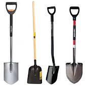Лопати Ручні