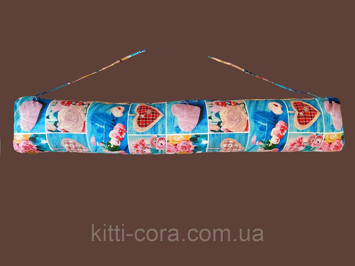 Подушка  с наволочкой для беременных и кормящих мам Модель I 150см