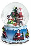 Ялинка елка Белая ПВХ искусственная ель штучна сосна новогодняя біла йолка Сказка 1.8 м 180см пушистая большая, фото 7