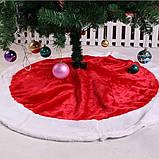 Ялинка елка Белая ПВХ искусственная ель штучна сосна новогодняя біла йолка Сказка 1.8 м 180см пушистая большая, фото 8