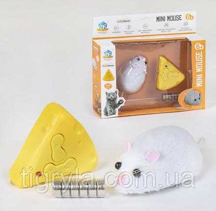 Мышка на управлении с пультом  Поймай мышку Кошки-Мышки, фото 2