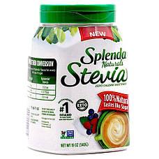 Натуральний цукрозамінник стевія без гіркоти Splenda США 540 г, фото 2