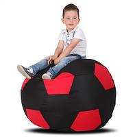 Кресло-мяч Черный с красным, фото 1