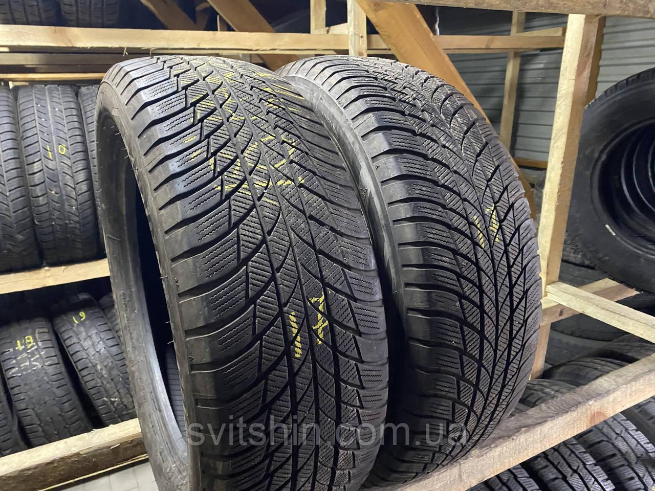 Шини бу зима 225/60R18 Bridgestone Blizzak LM-001 6.5мм 17 рік