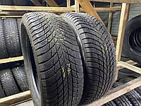 Шини бу зима 225/60R18 Bridgestone Blizzak LM-001 6.5мм 17 рік, фото 1