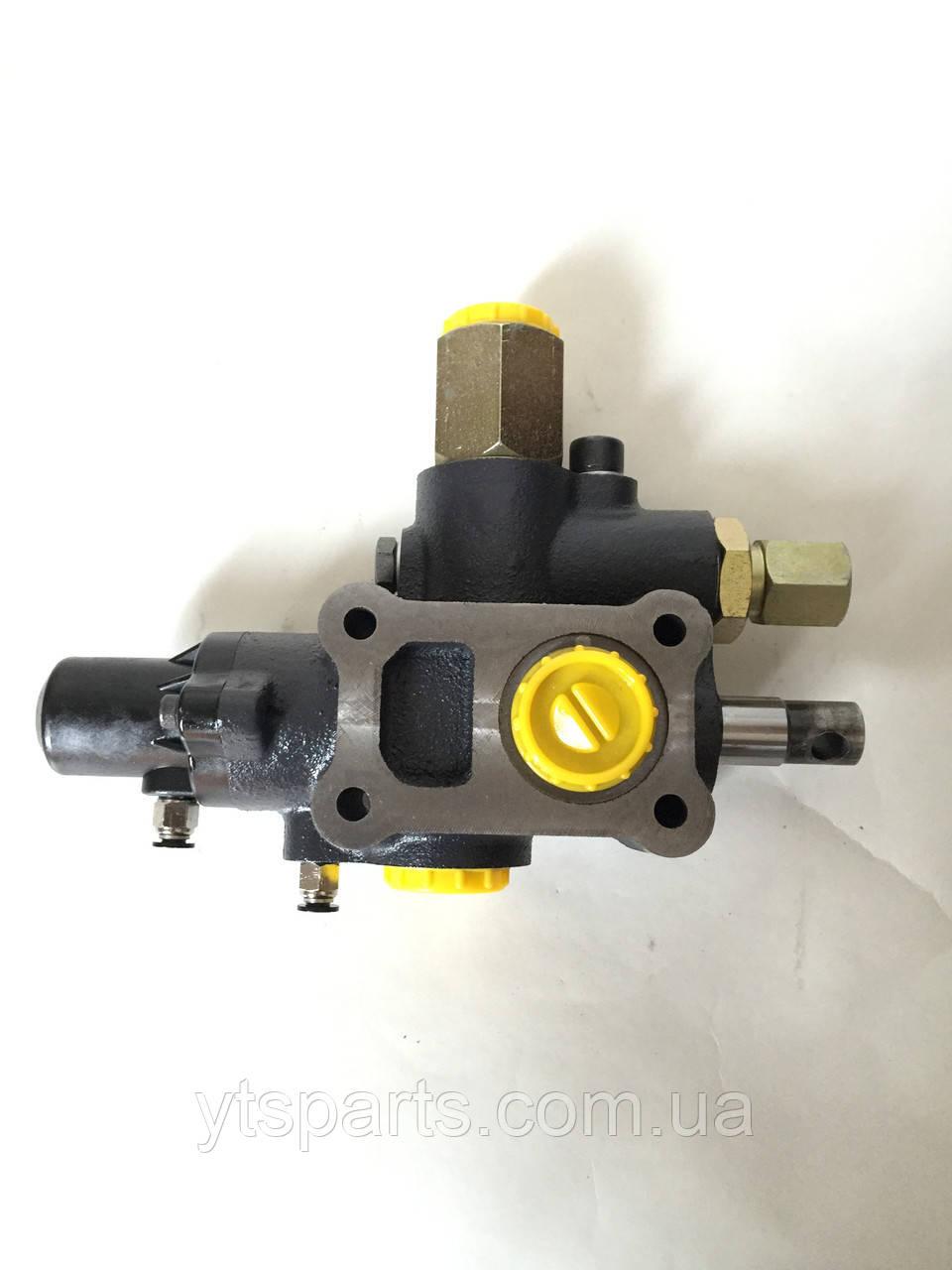 Распределительный гидравлический клапан