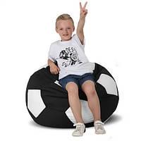 Кресло-мяч Черный с белым, фото 1