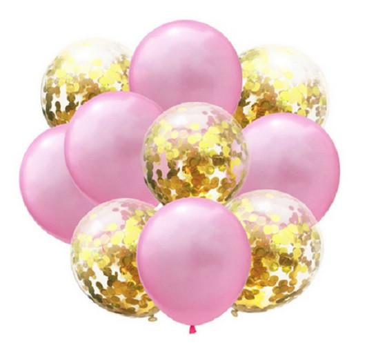 Набор воздушных шаров 043 (30 см - 10 шт)