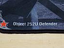 Коврик для мыши танки Защитник 252, фото 4