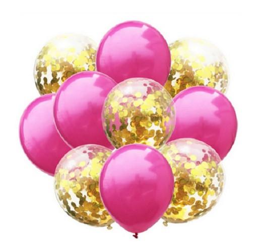 Набор воздушных шаров 046 (30 см - 10 шт)