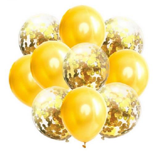 Набор воздушных шаров 041 ( 30 см - 10 шт )