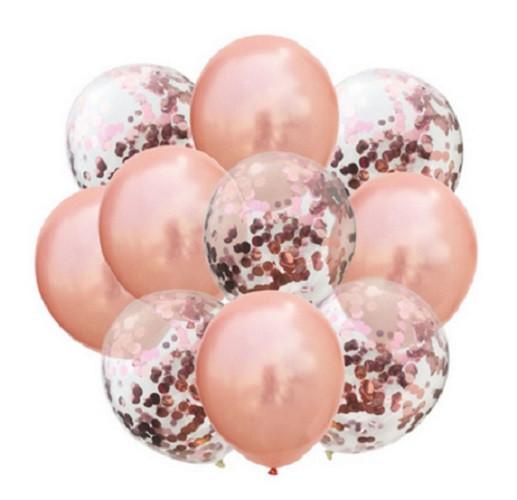 Набор воздушных шаров 042 ( 30 см - 10 шт )