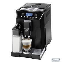 Кофемашина автоматическая Delonghi Eletta Cappuccino EVO ECAM 46.860.B, фото 3