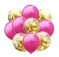 Набор воздушных шаров 046 ( 30 см - 10 шт )