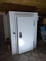 Холодильная камера в частном доме 1