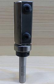 Фреза 121 Sekira 18-558-194 (кромочная прямая со сменными ножами) D19 h40 d8