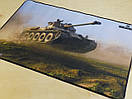 Коврик для мыши танки Lorraine 40T, фото 2