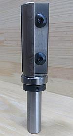 Фреза 121 Sekira 22-558-215 (кромочная прямая со сменными ножами) D21 h50 d12