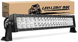 Светодиодная LED Балка (55см) 120Вт  (светодиоды 3w x40шт)