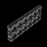 Держатель (кронштейн) аккумуляторного блока 18650 1х2 (2 шт)