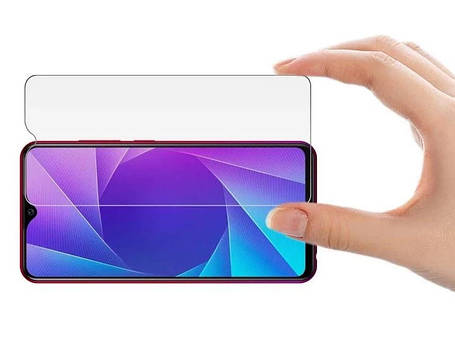 Загартоване захисне скло для Realme 5i (Mocolo 0.33 mm), фото 2