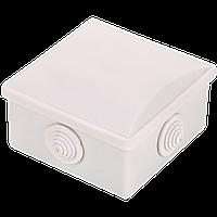 Коробка распред. GREEN VISION 80х80х45