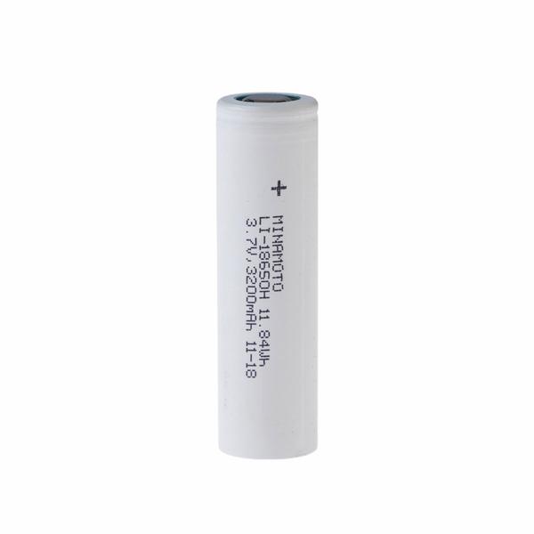 Літій-іонний акумулятор Minamoto (INR) Li-18650H 3200мАһ 3.6 V (ціна з ПДВ)