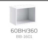 Кухонна секція Б ' янка верхня 60В Ніша 360мм (60ВН/360)