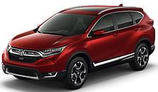 Защиты двигателя на Honda CR-V (c 2016--)