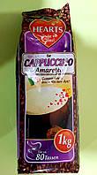 Капучино Hearts амаретто 1 кг, фото 1