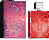Женская парфюмерная вода Beautiful Mind  100ml.Fragrance World.
