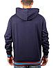 Спортивная худи Ultra Game NBA Men's Pullover Fleece Hoodie Sweatshirt - Black  (XXL), фото 2