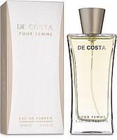 Женская парфюмерная вода De Costa 100ml.Fragrance World.