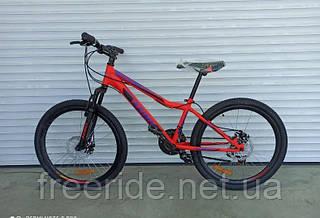 Гірський Велосипед Azimut Forest 26 D (13) червоний