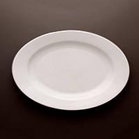 Блюдо овальное 300 (LUBIANA Любяна / Kaszub) 12 0258