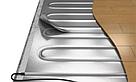 Нагревательный мат Fenix 6 кв.м, 840 Вт під ламінат, линолеум, фото 2