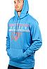 Спортивная худи Ultra Game Men's NBA Fleece Pullover  - Blue (XXL), фото 2