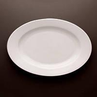 Блюдо овальное 380 (LUBIANA Любяна / Kaszub) 0262