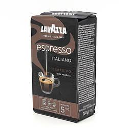 Кофе молотый Lavazza Caffe Espresso 250гр. 100% Арабика, Лавацца Оригинал Италия!