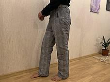 Сноуборд штаны в клетку горнолыжные тёплые штаны Thinsulate, фото 2