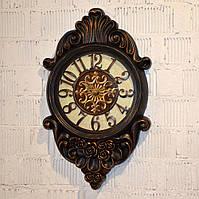Оригинальные настенные часы (62*37*5 см.), фото 1