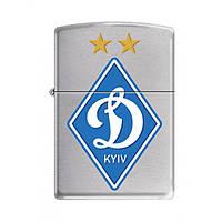 Зажигалка  Динамо Киев ZIPPO (200 DK)