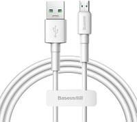 Кабель Baseus Mini White Micro USB 4A (1m) white