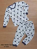 Детская пижама  4-6 лет. Оптом. Турция