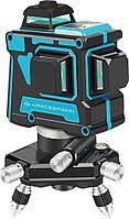3D линейный лазерный нивелир KRAISSMANN 12 3D-LL 25 (3107003)