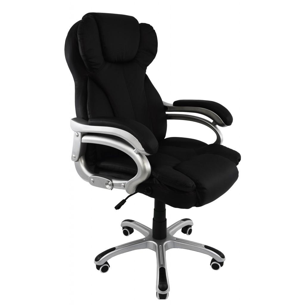 Крісло Bonro O8074 чорне