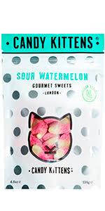 Candy Kittens Sour Watermelon 125g, фото 2