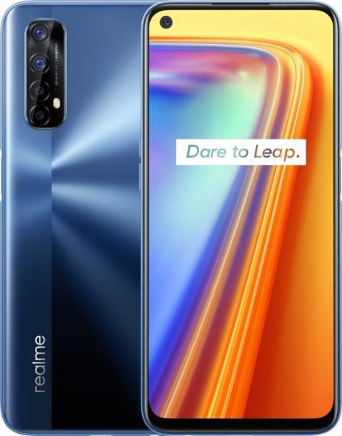 Смартфон Realme 7 6/64Gb Blue HelioG95T 5000мАч