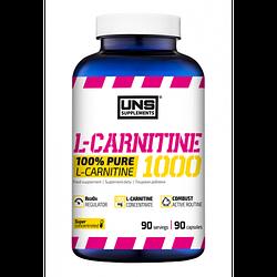 UNS L-Carnitine 1000 mg 90 caps